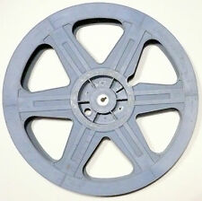 "35MM BLUE 14"" PLASTIC 2000' REEL * - Hollywood Wall Decorations, Movie Rooms"