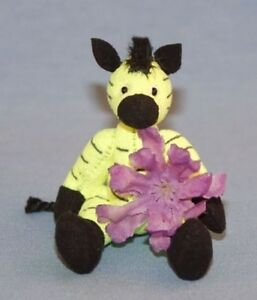 """DEB CANHAM 2009  CONVENTION EXCLUSIVE """"KAFUE"""" ZEBRA LIMITED EDITION OF 27"""
