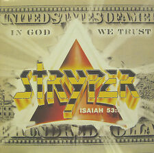 "STRYPER ""IN GOD WE TRUST"" lp Canada near mint"