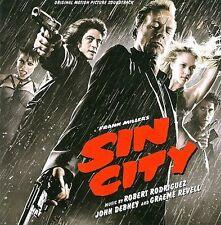 Sin City (Score) / O.S.T. : Soundtrack Soundtrack 1 Disc Cd