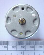 Electric motor - low inertia solar type - 1,5 to 9 volt , 32mm diameter