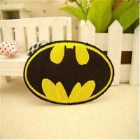 "4"" BATMAN LOGO,DC COMICS Embroidery Iron On Applique Patch"