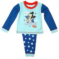 Disney Boys' 100% Cotton Sleepwear (0-24 Months)