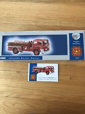 CORGI Seagrave fire engine jackson  us50801 1/50