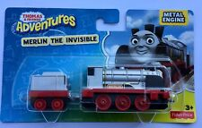Thomas Friends Railway Portable Play Adventures Merlin The Invisible Sodor Train