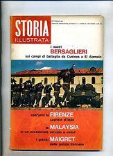 STORIA ILLUSTRATA#SETTEMBRE 1965 N.94#BERSAGLIERI#FIRENZE#MALAYSIA#Mondadori