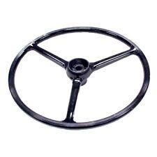 Black 3 Spoke Steering Wheel Jeep Willys CJ3B CJ6 CJ6 FC-150   927417