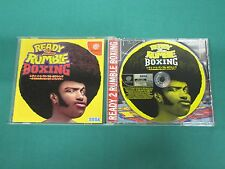 SEGA Dreamcast -- READY 2 RUMBLE BOXING -- JAPAN. GAME Clean & Work fully. 28058