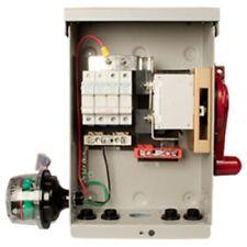 Midnite Solar, Combiner Box, Disconnect Type, 3R Deluxe, Mnpv4Hv-Disco 3R-Dlx