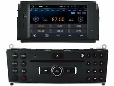 """7"""" Android 7.1 Car DVD Player GPS Radio for Mercedes Benz C class W204 2007-2011"""