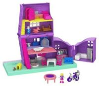 Mattel - Polly Pocket Pocket House [New Toy] Paper Doll, Toy