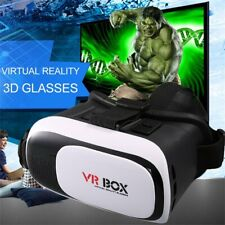 Virtual Reality VR Headset 3D Glasses With Remote for Android/IOS iPhone Samsung