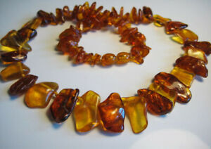 Genuine Beautiful Baltic Amber Necklace