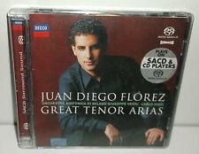 475 6187 Juan Diego Florez Great Tenor Arias SACD