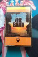 THE BAND   ISLANDS    RARE unofficial cassette tape Album.