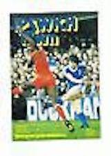 Ipswich v Wolverhampton  Programme 21st Feb 1981