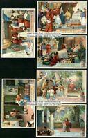 Life Of Raphael Painter Artist Set of 6 c1905 Trade Ad Cards