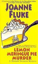 Hannah Swensen Mystery: Lemon Meringue Pie Murder No. 4 by Joanne Fluke (2004, P