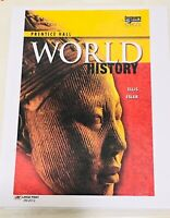 DISCOVERY WORLD HISTORY 2011 SURVEY STUDENT EDITION GRADE 9/10 by PRENTICE HALL.