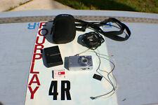 SONY CYBERSHOT - DSC-W55 - 7.2 MP DIGITAL CAMERA - BUNDLE