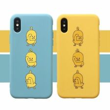 Cute Duck Case For iPhone XS Max X XR 8 7 6S 6 Plus Funny Cartoon Fashion Luxury