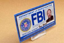 Supernatural prop costume cosplay - Bobby Singer FBI ID Card