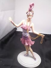 Lenox Fine Porcelain Figurine Flapper - Swinging Sensation