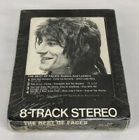 Faces ~ Snakes And Ladders / The Best Of Faces ~ 8-Track, M8 2897, NEW SEALED