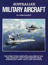 AUSTRALIAs MILITARY AIRCRAFT RAAF RAN F/A-18 B707 F-4 SABRE F-111C SEA KING HERC