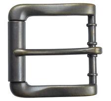 "Bronze Roller Belt Buckle for 1 1/2"" Belts - High Quaility - NEW"
