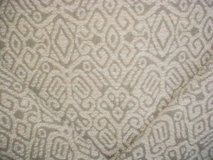 7Y BRUNSCHWIG & FILS ANDEAN TEXTURED WOOL BOUCLE UPHOLSTERY FABRIC