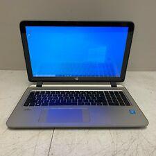 "HP Envy 15t Laptop Intel i7-4710HQ 2.50GHz 8GB RAM 15.6"" 320GB HDD Win 10 Used"