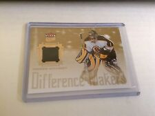 05-06 2005-06 FLEER ULTRA ANDREW RAYCROFT DIFFERENCE MAKERS JERSEY AR BRUINS