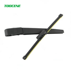 Rear Wiper Blade and Arm for Hyundai Veloster 2012-2015 back windshield wiper