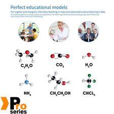 Kit modelo molecular química orgánica e inorgánica Molecular Modelo átomos de Set Reino Unido