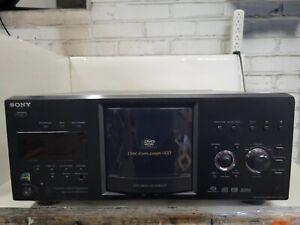 SONY DVP-CX985V Disc Explorer 400 Disc Changer