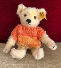 ++TEDDY CLOTHES++ new hand knitted sparkle jumper for a 6 inch bear