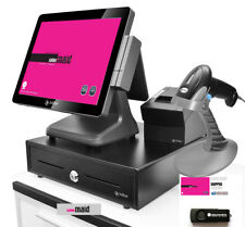 3nStar Pos Maid Hair Salon Spa Nails All-in-one Station Complete Bundle New