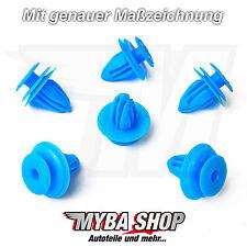 10 x Cubierta Clips de fijación para TOYOTA GM Pontiac 9046710167 88970345
