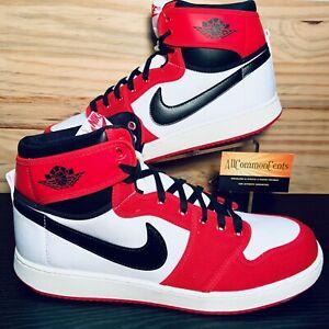 Nike Air Jordan 1 AJKO Chicago 2021 Men's Size 13 White Red Black NEW DA9089-100