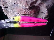Warrior DHJ12-DHJ1075 UV Custom-Painted Rapala® Down Deep Husky Jerk for Walleye