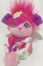 "25-Popples Bubbles 8"" Pink Plush Pop-Open 2015 Spin Master Stuffed Animal Pop"