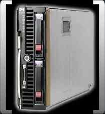 HP PROLIANT BLADE BL460C QUADCORE XEON E5420 2.50 GHZ 12MB CACHE 64BIT 6 GB RAM