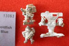 Warhammer 40k Squats Tarantula Rogue Trader Era Squat Metal WH40K Imperial Army