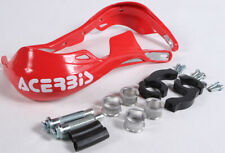 Rally PRO Handguards Red Acerbis 2142000004 w/ Universal Bar Mount Kit