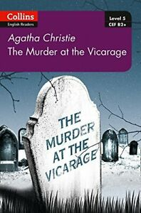 Murder at the Vicarage: B2+ Level 5 (Collins Agatha Christie ELT ... by Christie