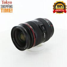 Canon EF 24-70mm F/2.8 L USM Lens from Japan