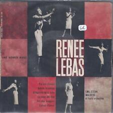 Une soirée avec Renée Lebas - 45 Tours 6 titres [Bon état+]