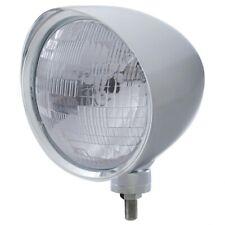 "UNITED PACIFIC ""CHOPPER"" Headlight w/ Smooth Visor - H6024 Bulb 32516"