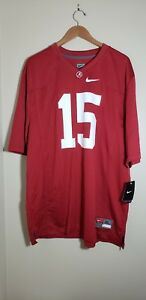 Alabama Crimson Tide NCAA Nike Dri-Fit Jersey Size XL